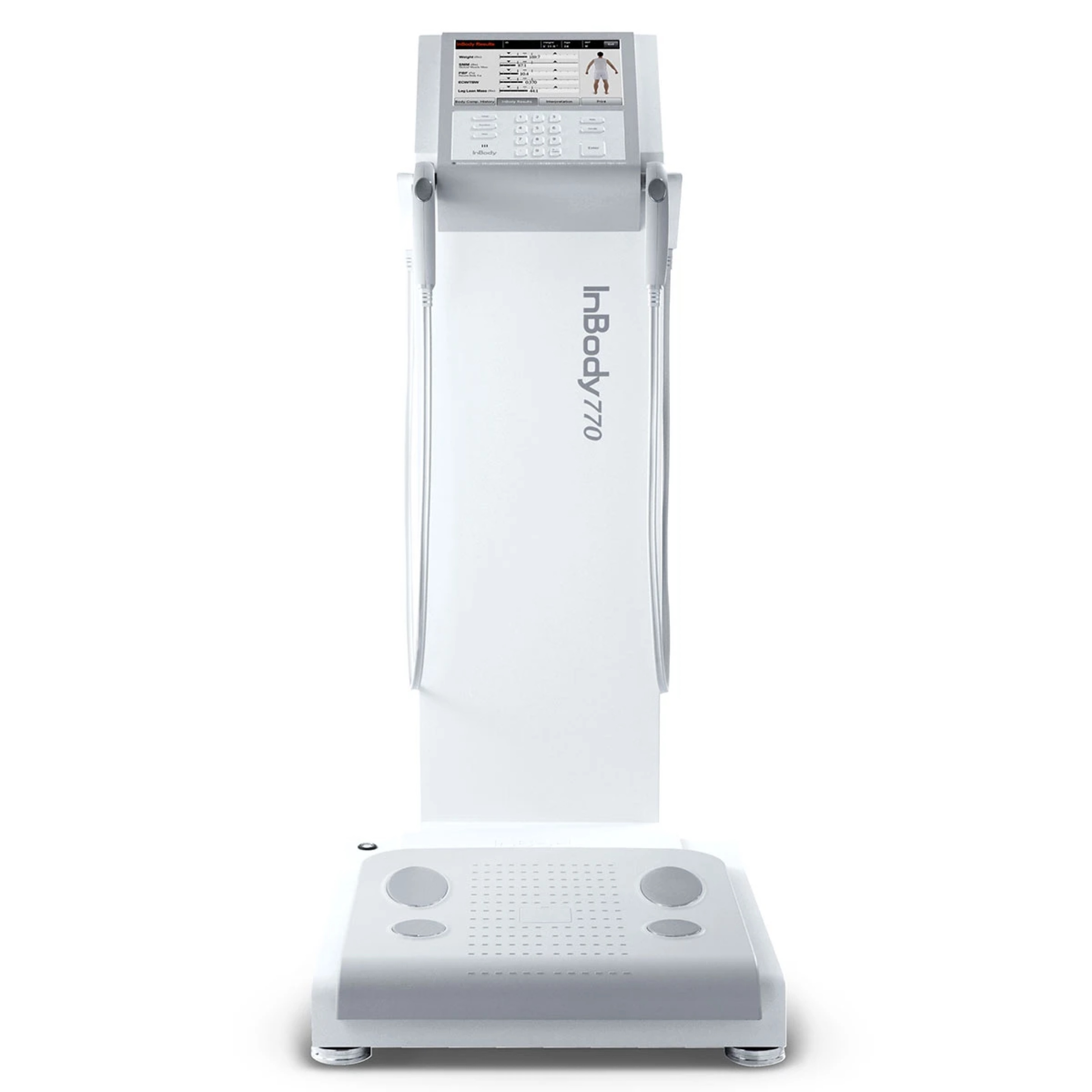 Inbody Body Composition and Body Water Analysis machine